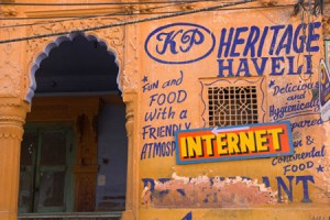 Indian Internet Cafe