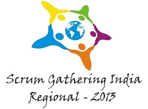 Scrum Gathering India Regional 2013